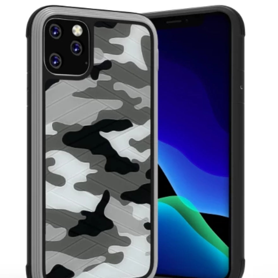 Raigor Inverse ® iPhone 11 Pro Army Pattern Shockproof Protective Case