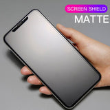 iPhone 11 Series 9D Matte Film Ceramic Screen Guard
