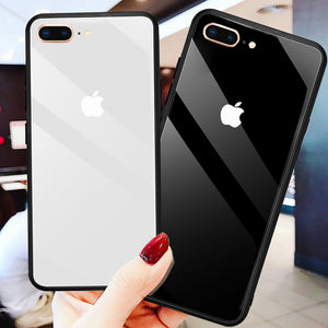 iPhone 8 Plus Special Edition Silicone Soft Edge Case