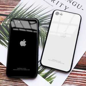 iPhone 8 Special Edition Silicone Soft Edge Case