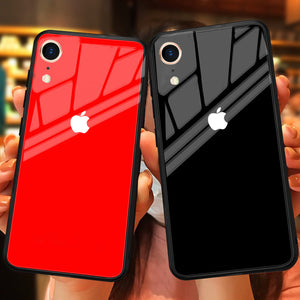 iPhone XR Special Edition Logo Soft Edge Case