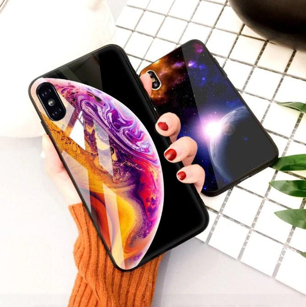 iPhone XS Max Special Edition Oil Paint Case