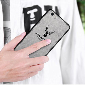 iPhone SE (2020) Deer Pattern Inspirational Soft Case