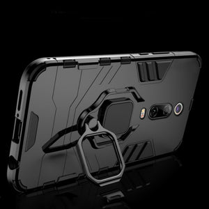 Redmi K20 Ring Buckle Kickstand Case