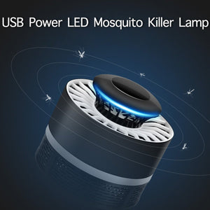 UV LED USB Mosquito Lamp