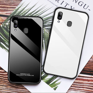 Galaxy A20 Special Edition Silicone Soft Edge Case