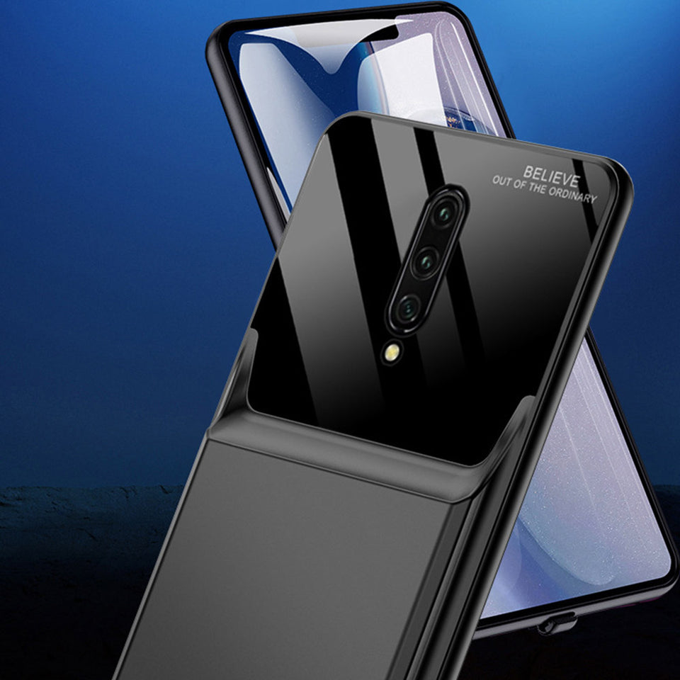 OnePlus 7 Pro Portable 6000 mAh Battery Shell case