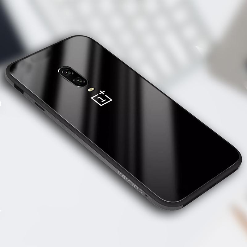OnePlus 6T Special Edition Logo Soft Edge Case