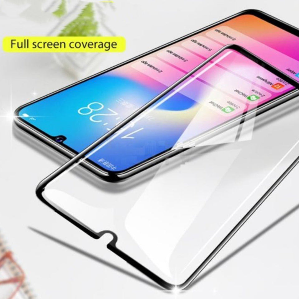 Oppo A5 2020 Ultra HD Full Coverage Tempered Glass