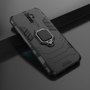 Oppo A5 2020 Ring Buckle Kickstand Case
