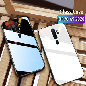 Oppo A9 2020 Special Edition Silicone Soft Edge Case