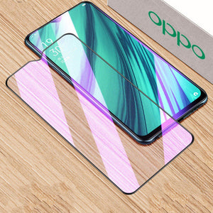 Oppo Realme 5 Pro Ultra HD Full Coverage Tempered Glass