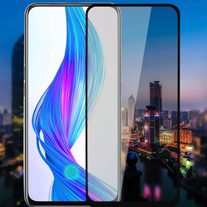 Oppo Realme X Ultra HD Full Coverage Tempered Glass