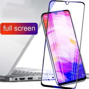 Redmi 7 Ultra HD Full Coverage Tempered Glass