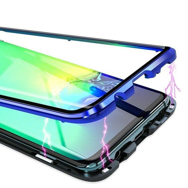 Redmi K20 Electronic Auto-Fit Magnetic Glass Case