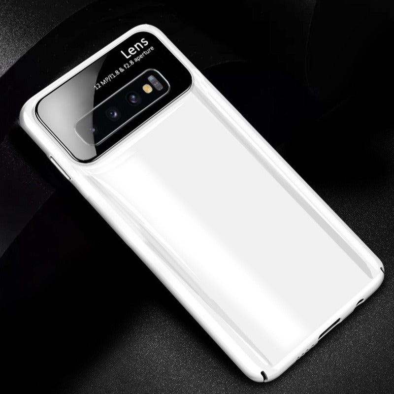 Galaxy S10 Plus Polarized Lens Glossy Edition Smooth Case