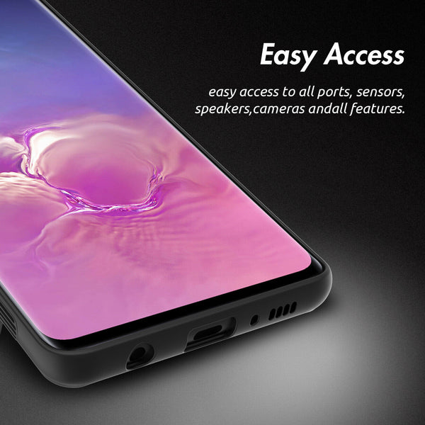 Galaxy S10 Plus Special Edition Silicone Soft Edge Case