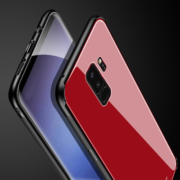 Galaxy S9 Special Edition Silicone Soft Edge Case