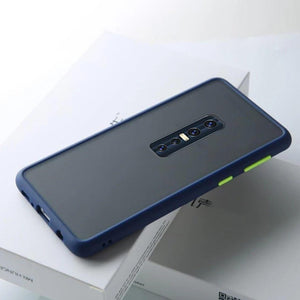 Vivo V17 Pro Luxury Shockproof Matte Finish Case