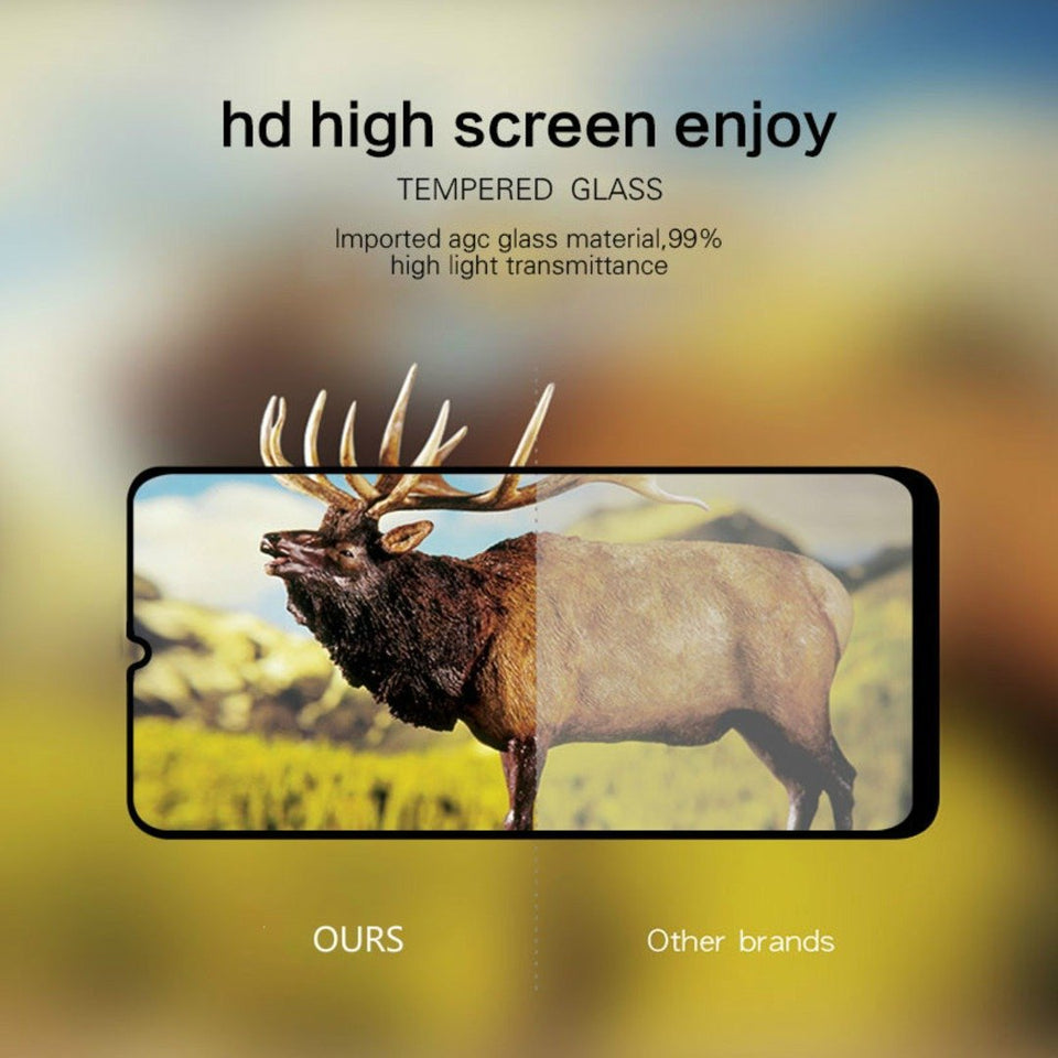 Vivo U3 Ultra HD Full Coverage Tempered Glass