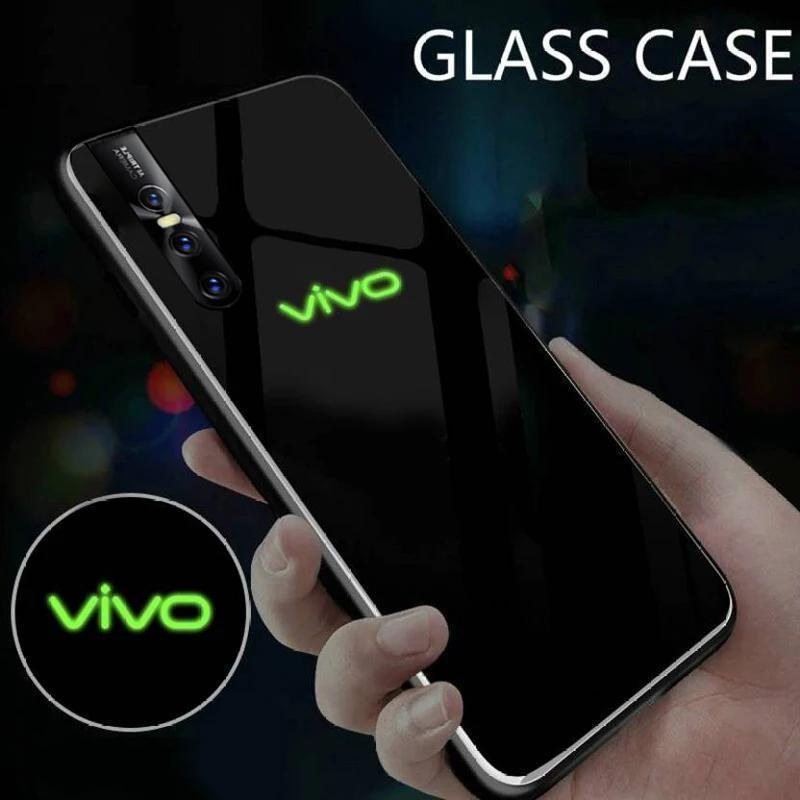 Vivo V15 Radium Glow Light Illuminated Logo 3D Case