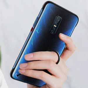 Vivo V17 Pro Luxury Frameless Transparent Case