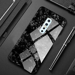 Vivo V17 Pro Dream Shell Textured Marble Case