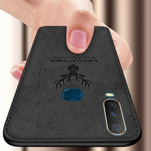 Vivo Y12 Deer Pattern Inspirational Soft Case
