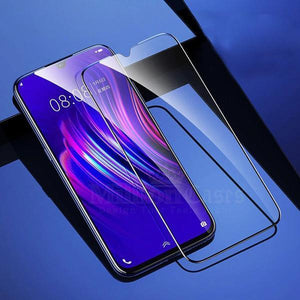 Vivo Y15 5D Tempered Glass Screen Protector