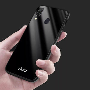 Vivo Y95 Special Edition Logo Soft Edge Case