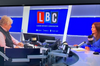 Charlotte Caldwell on LBC with Nick Ferrari