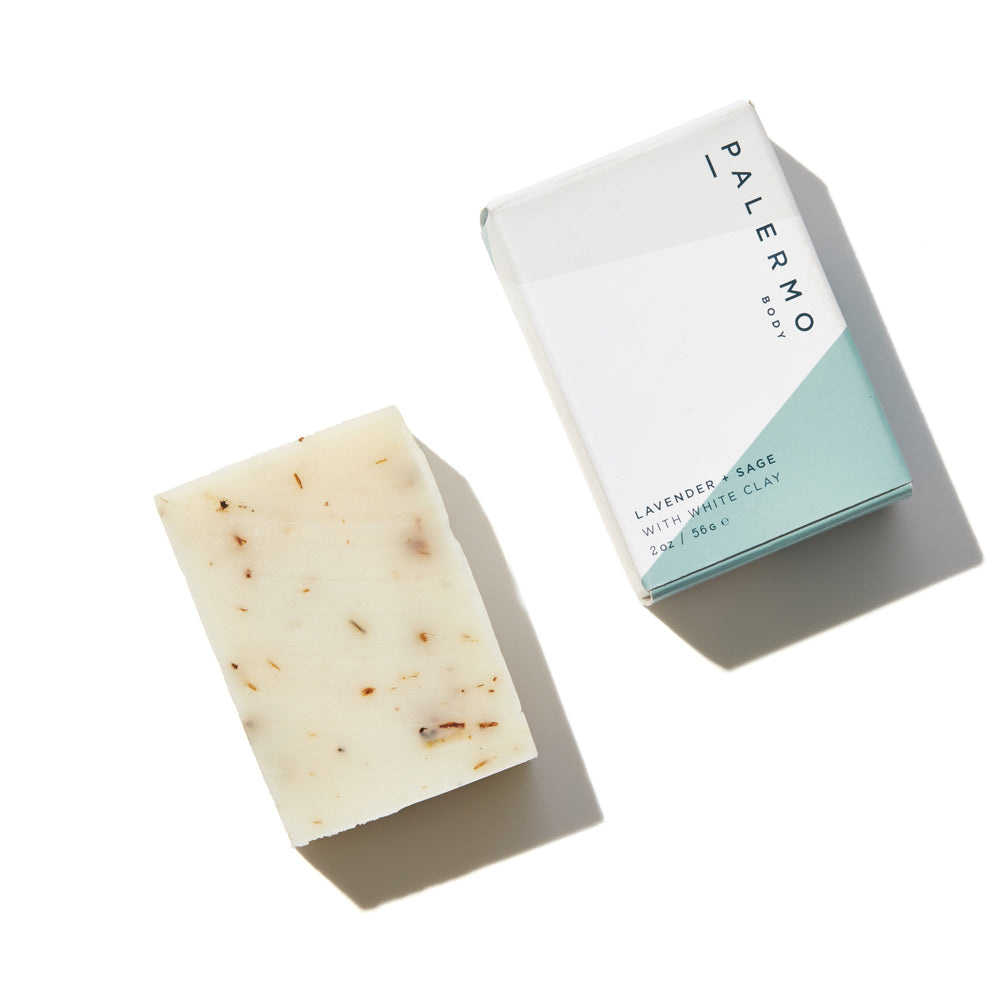 Palermo Body Lavender + Sage Mini Soap