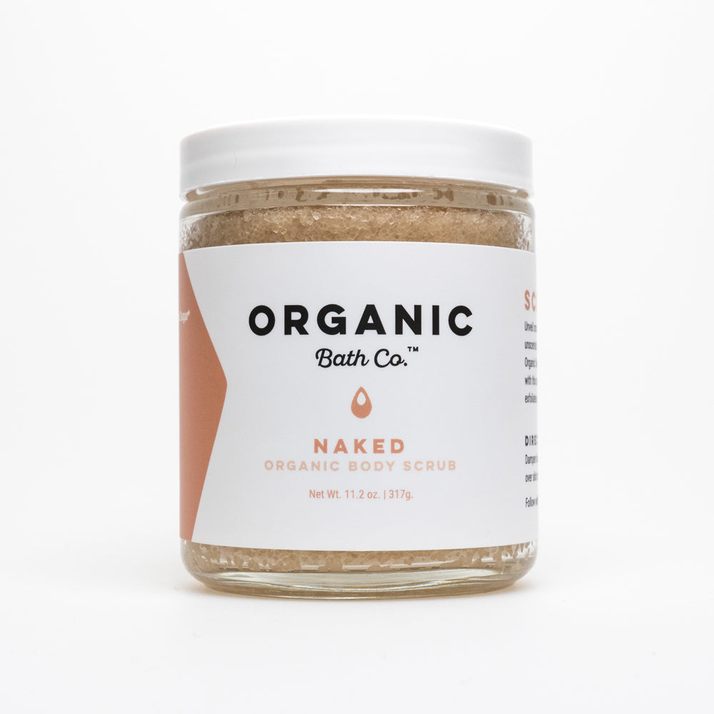 Organic Bath Co. Naked Organic Body Scrub