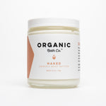 Organic Bath Co. Naked Organic Body Butter