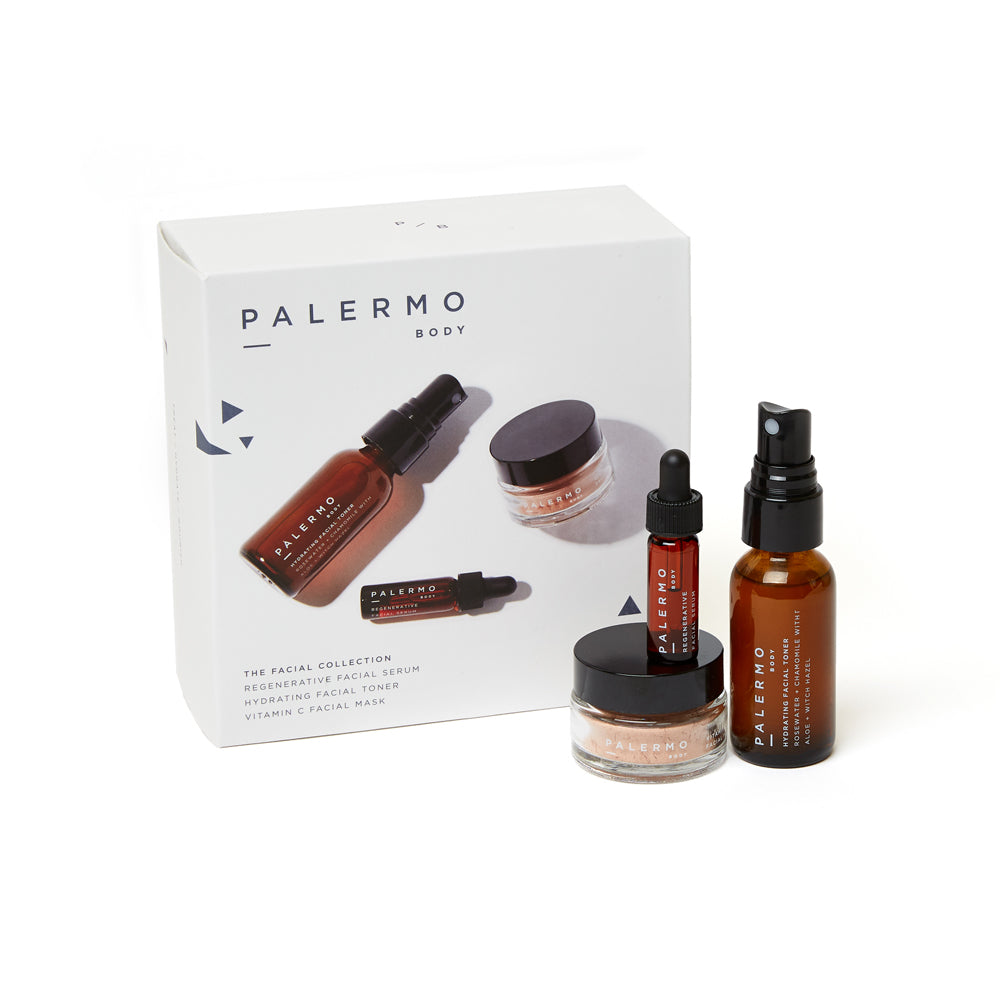 Palermo Body Facial Discovery Set