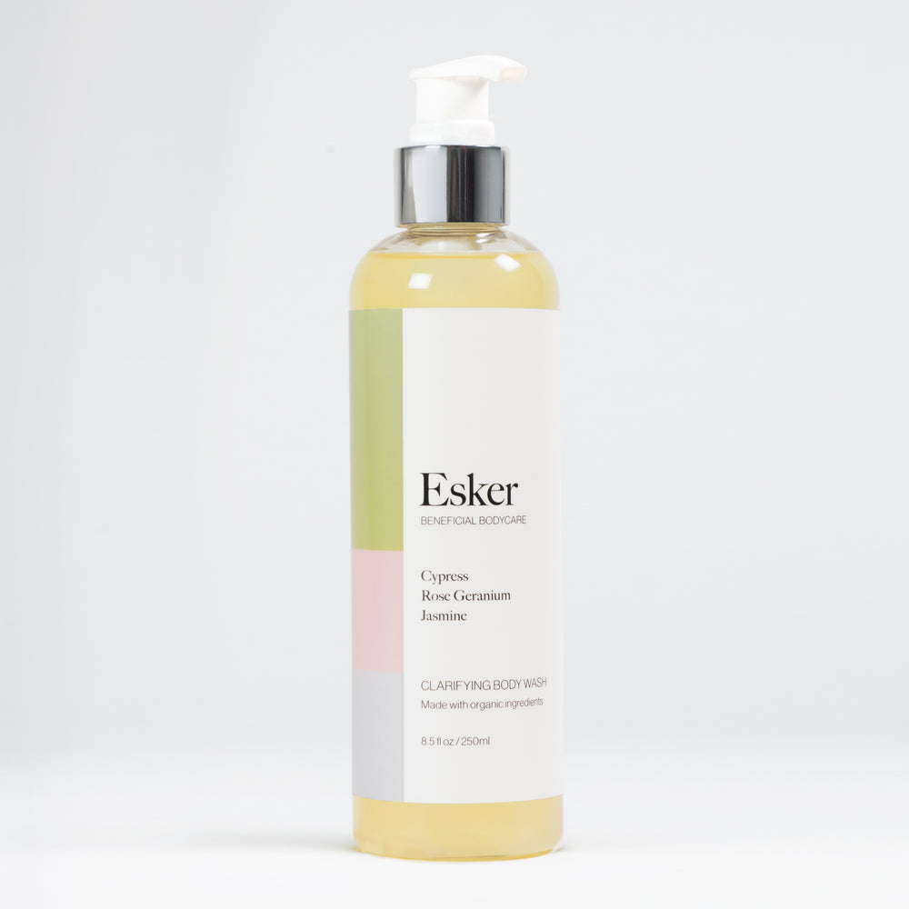 Esker Clarifying Body Wash