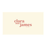 Clara Mae James eGift Card