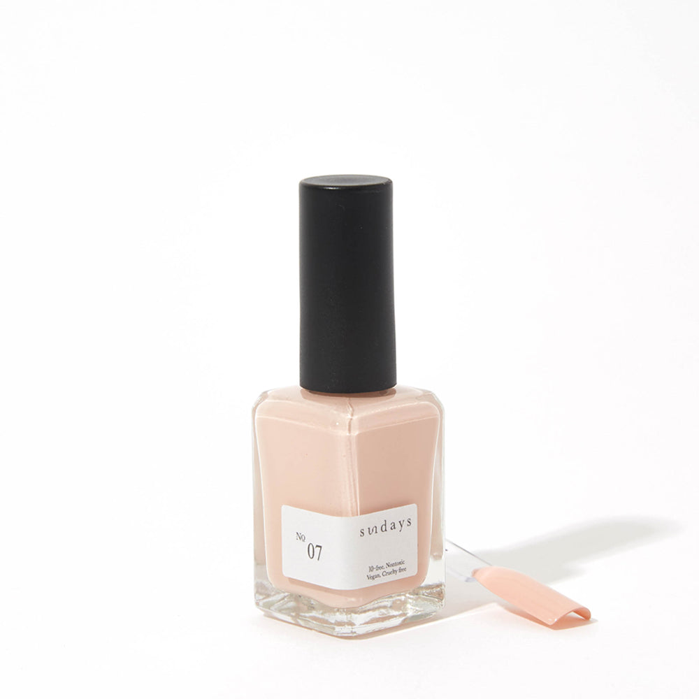 sundays Nail Polish - No. 7