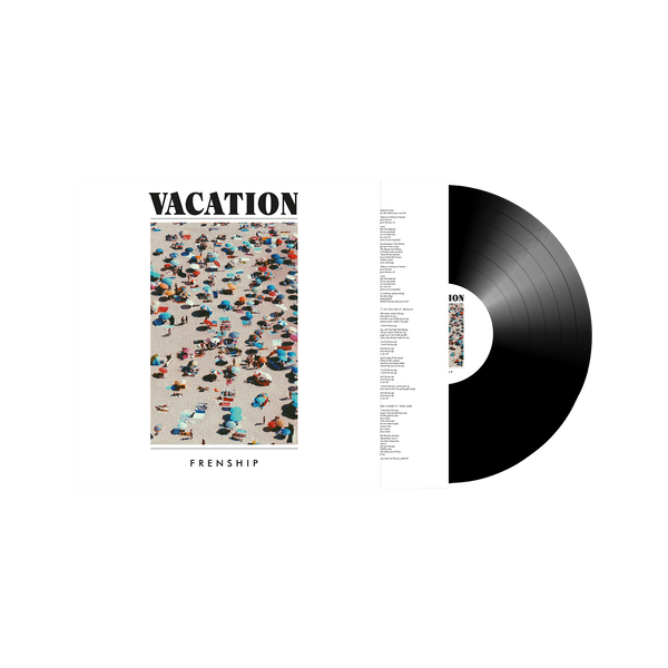 SIGNED VACATION VINYL