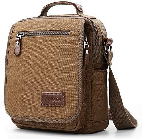 Canvas Messenger Bag - Shop Ja'Kai