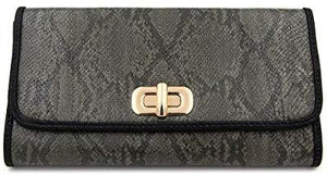 Snakeskin Party Clutch - Shop Ja'Kai