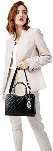 Fashion Top Handle Satchel Shoulder Tote Handbag - Shop Ja'Kai