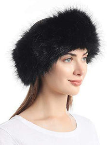 Faux Fur Headband