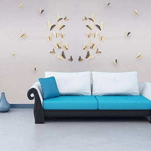 3D Butterfly Wall Stickers Butterfly Wall Decals