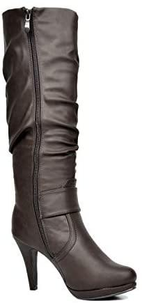 Stiletto Buckle Boot - Shop Ja'Kai