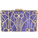 Exquisite Box Clutch