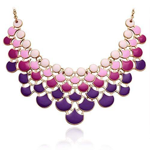 Ombre' Style Fashion Necklace (Bib Style) - Shop Ja'Kai
