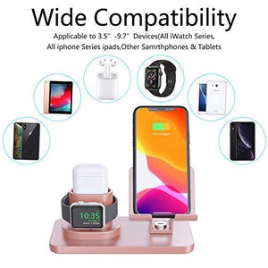 3 in 1 Universal Apple Charging Station