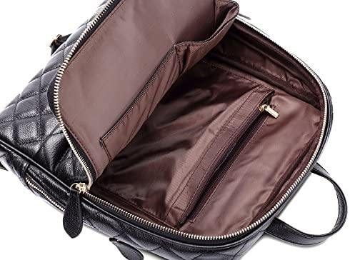 Real Genuine Leather Backpack