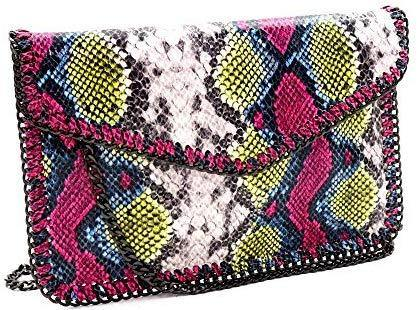 Multi-Color Snake Clutch - Shop Ja'Kai